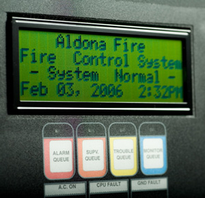 Fire-Alarm-System-Normal